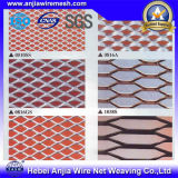 Tôle d'acier augmentée enduite en plastique en métal de PVC pour le matériau de construction