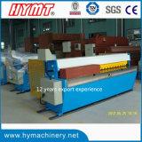 Machine de tonte de massicot en aluminium de plaque d'alliage de la haute précision QH11D-3.5x1250