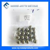 Bolas del carburo de tungsteno de la alta calidad con varia talla