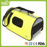 黄色い普及したペット買物袋