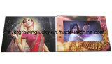 OEM рекламируя видео- карточку для ювелирных изделий