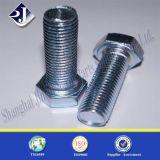 Boulon Hex d'acier allié (zinc 8.8) avec le bon service