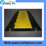 Hot Sale Rubber Cable Ramp / Cable Protector / Guard / Hump One Channel