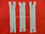 주문 Plastic Close 또는 Open End Zipper
