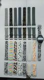 競争価格のTPUの腕時計のリスト・ストラップの卸売