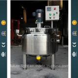 Riscaldamento di olio dell'acciaio inossidabile che mescola serbatoio mescolato