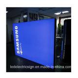 8000 casella impermeabile esterna su grande scala di modello di pubblicità LED