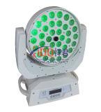 LED 점화 DJ는 이동하는 맨 위 빛 36 X 12W 급상승한다