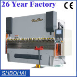100ton 3200mm CNC Steel Metal Sheet Bending Machine Hydraulic Press Brake