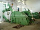 Hydropower/Hydroturbine низкого напряжения тока 0.4kv/Turbine-Generator Sfw400 Pelton гидроэлектроэнергии гидро (вода)