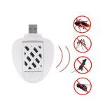 Elektrischer USB-Ultraschallmoskito-abstoßender Mörder-im FreienplageRepeller