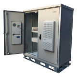 The Telecommunication Industryのための屋外のIntegrated Cabinet