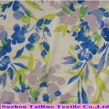 Tela Chiffon de seda de Georgette da tela da impressão do poliéster