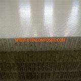 Espessura 17mm PP Honeycomb Core for Van