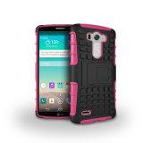 Caja al por mayor del teléfono móvil de TPU para LG G3