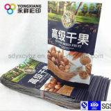 Levantarse el bolso mayor Ziplock de los frutos secos del empaquetado plástico