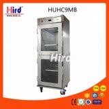 BBQ van de Apparatuur van de Bakkerij van Ce van de Showcase van het Verwarmingstoestel van het voedsel (HUHC9MB) de Machine van het Baksel van de Apparatuur van het Hotel van de Apparatuur van de Keuken van de Machine van het Voedsel van de Apparatuur van de Catering