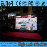 P3.91 SMD, das farbenreichen LED-Innenbildschirm druckgießt