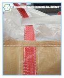 十字の角仲仕ストラップが付いているベルトによって編まれる大きい袋