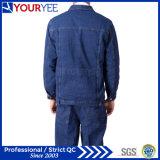 Erschwingliche Arbeitskleidungs-Jeans-Qualitäts-konstante Klage (YMU123)