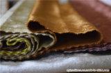Aufgetragenes Polyester-Velour-Polsterung-versorgengewebe für Sofa
