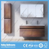 Europäische Art MDF-heißes verkaufendes modernes Badezimmer-Möbel-Gerät (BF124N)