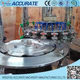 Impianto di imbottigliamento rotativo automatico dell'acqua potabile
