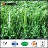 중국 도매 저가 뗏장 정원 훈장을%s 인공적인 잔디 양탄자