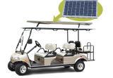Automobile facente un giro turistico elettrica del comitato solare con il certificato del Ce