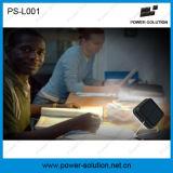 De gekwalificeerde ZonneLamp van het Bureau met 2 van de Garantie van Rechargeble Jaar van het Licht van de Batterij (ps-L001)