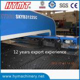 SKYB31225C 높은 정밀도 유압 CNC 포탑 구멍 뚫는 기구 기계