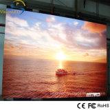Pantalla a todo color publicitaria de interior del gabinete LED Display/LED del hierro P6
