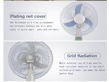 низкая цена вентилятора DC 12V солнечная с СИД