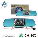 """hinteres Spiegel-Auto-Videogerät 5 """" IPS-LCD"""