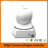Slimme Infrarode Draadloze IP van de Veiligheid van het Netwerk van kabeltelevisie van WiFi PTZ Camera