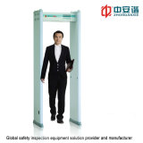 Metal detector del LED Display Screen 200 Level Walk Through con 3D Infrared Design per Prisons Inspection