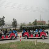 Шина 20 людей электрическая Sightseeing с трейлером Rsd-420y