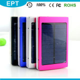Nouvelle berge de Portable Colorful 10000mAh Solar Power (EP003)