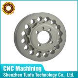 Часть анодного окисления алюминиевая, CNC подвергая механической обработке для алюминия 7075-T6/6061-T6