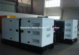 генератор резервное Genset 190kVA 175kVA 140kw Cummins звукоизоляционный тепловозный