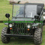 110/125/150cc Jeep Style Mini Quad