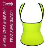 Camisa del chaleco de los deportes de la sauna de Shapewear del amaestrador de la cintura (L42657-4)