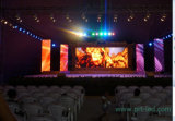 실내 Rental P4 LED Display Screen는을%s 가진 정지한다 Casting Board (576X576mm)를