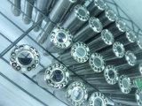 Appareil-photo d'égout d'appareil-photo d'inspection de pipe de tige pousseuse avec le repère