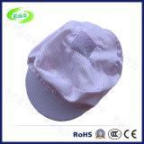 Крышки работы Cleanroom полиэфира ESD & шлемы (EGS-002)