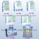 Caixa de armazenamento de gelo de venda a quente de 600L (200 sacos de gelo)