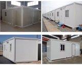 Zwischenlage-Panel-Stahlkonstruktion-Behälter-Haus