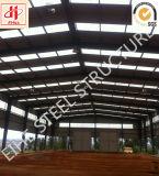 Vertientes prefabricadas del almacén de la estructura de acero
