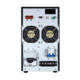 외부 건전지를 가진 순수한 사인 파동 온라인 UPS 6kVA