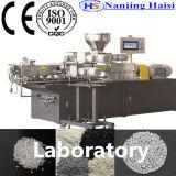 De mini Enige Granulator van het Laboratorium van de Schroef Plastic/het Korrelen Lijn